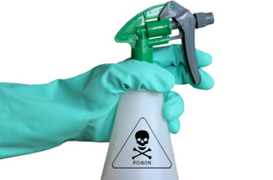 5 Toxic Cleaning Products